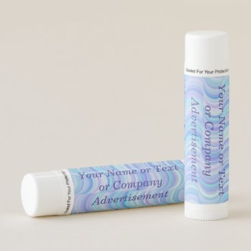 Professional Business Lip Balm - Cool Blue Curves