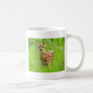 Lip Licking Fawn Coffee Mug