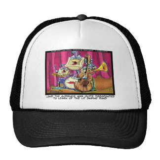 Lip Sinking Band Funny Tees Mugs & Other Gifts Trucker Hat