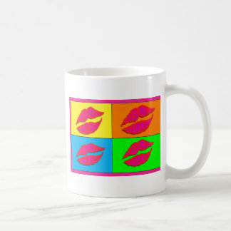 Lip Smack Series Coffee Mug