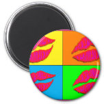 Lip Smack Series Magnets