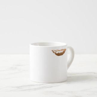 Lip Stain Coffee Mug Espresso Cups
