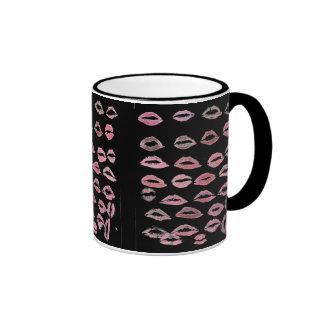 Lip Stain (kisses) Mug