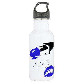 Lip Stick kiss Stainless Steel Water Bottle