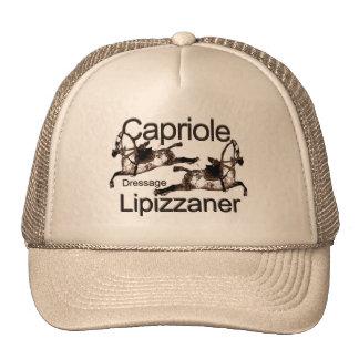 Lipazzaner-Dressage-Cabriola Gorras De Camionero