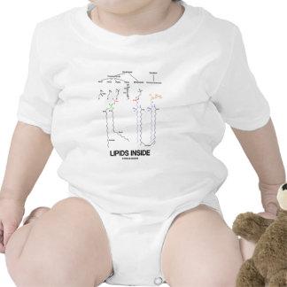 Lipids Inside (Chemical Molecules) Shirt