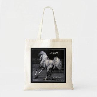 Lipizzan Tote Bag