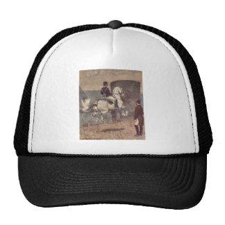 Lipizzaner Dressage: Ballotade Trucker Hat