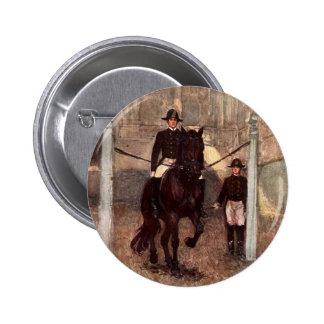 Lipizzaner Dressage: Piaffe Button
