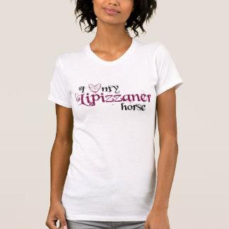 Lipizzaner horse tee shirt