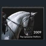 "Lipizzaner Stallions Calendar<br><div class=""desc"">The Lipizzaner Stallions as they performed in Moline IL.</div>"
