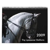 Lipizzaner Stallions Calendar