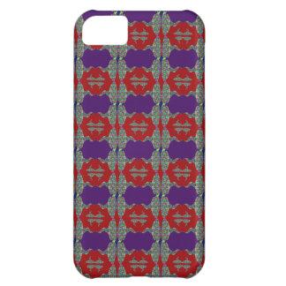LIPKISS Purple Lips Case For iPhone 5C