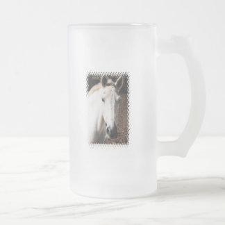 Lippizaner Horse Beer Mug
