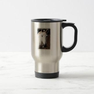 Lippizaner Horse Stainless Travel Mug
