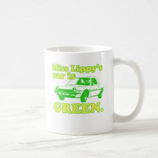 Lippy Car Coffee Mug