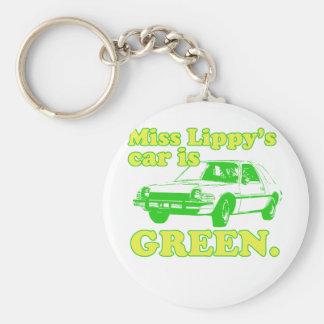Lippy Car Keychains