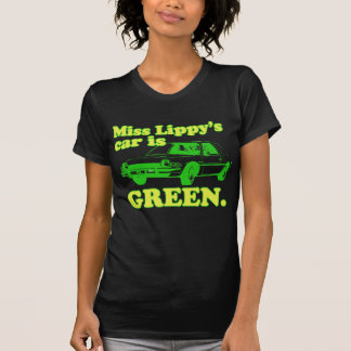 Lippy Car T-Shirt