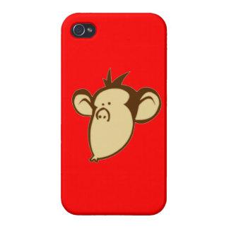 Lippy Monkey iPhone 4/4S Case