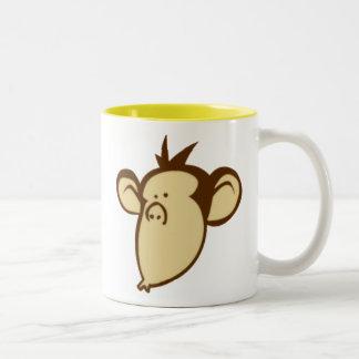 Lippy Monkey Mug