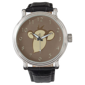 Lippy Monkey Wristwatch