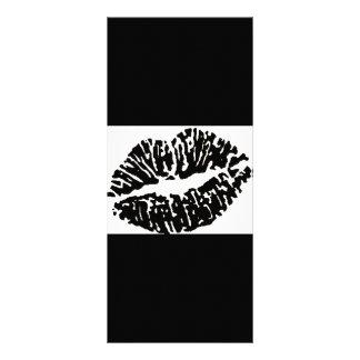 lips-7571-blackwhite personalized rack card