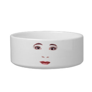 Lips and Eyes Bowl