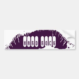 Lips Bumper Sticker Car Bumper Sticker
