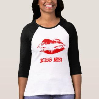 LIPS copia, KISS ME! Shirt