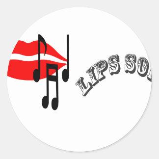 Lips Song Sticker