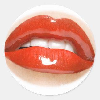 Lips Stickers