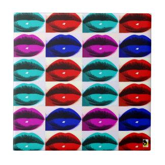 Lips tile