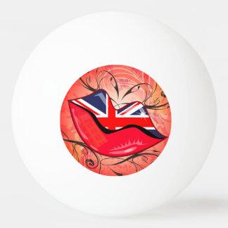Lips, United Kingdom Ping Pong Ball