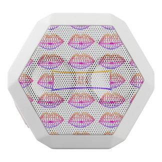 Lips White Bluetooth Speaker
