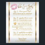 """Lipsense Senegence Pink Glitter Lip Instructions Flyer<br><div class=""""desc"""">Pink Glitter Lips and Elegant Gold Designer Application Instructions Flyer. ⭐⭐ PLEASE READ BEFORE ORDERING ⭐⭐ Look for different size cards and more colors. PLEASE CHECK ALL SPELLING AND THE WORDING BEFORE ORDERING!!! (For matching products and designs type in Keyword: GLITTER LIPS ) (Note: Not real Glitter, This is a...</div>"""
