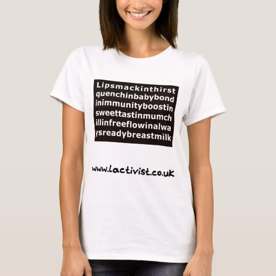 Lipsmackin....breastmilk T-Shirt