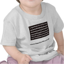 Lipsmakinthirstquenching... T-shirt