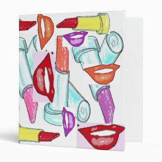 Lipstick Binder