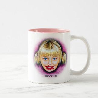 LIPSTICK GIRL Mug