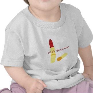 lipstick_Girls Bestfriend T-shirt