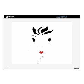 Lipstick Laptop Skin