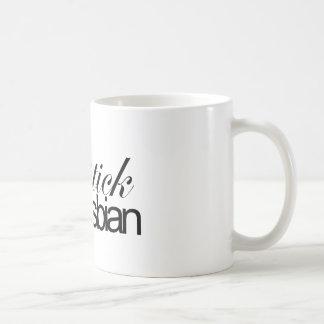 Lipstick Lesbian Coffee Mug