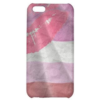 LIPSTICK LESBIAN PRIDE iPhone 5C CASE