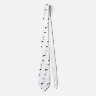 Lipstick Neck Tie
