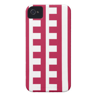 Lipstick Red Combs Tooth iPhone 4 Case-Mate Case