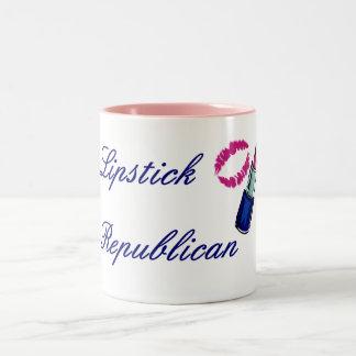 Lipstick Republican Mug