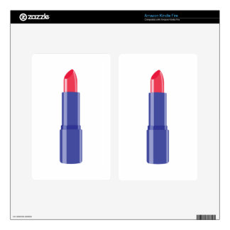 Lipstick Skin For Kindle Fire