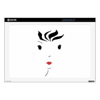 Lipstick Skin For Laptop