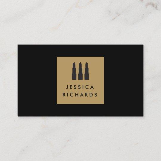 Lipstick trio logo for freelance makeup artist i business card lipstick trio logo for freelance makeup artist i business card colourmoves