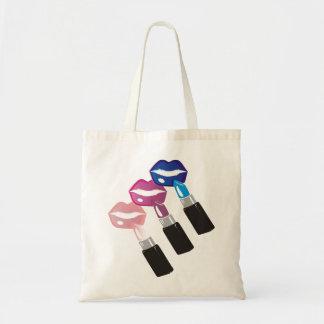 Lipsticks Tote Bag